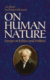 on human nature by arthur schopenhauer