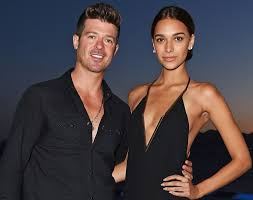 It Looks Official: Robin Thicke and His 20-Year-Old Girlfriend ...