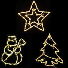 Led Fensterbilder Weihnachten Günstig Kaufen Ebay