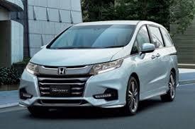 New Honda Odyssey Car Information Singapore Sgcarmart