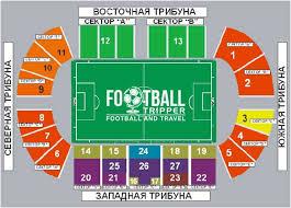 Start Stadium Fc Mordovia Saransk Football Tripper