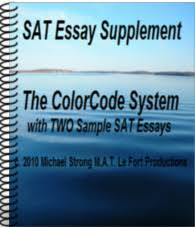 colorcode essay writing system sample essay the color code system sat essay supplement