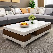 lewarm coffee table nordic coffee table tv cabinet set tempered glass coffee table solid wood coffee