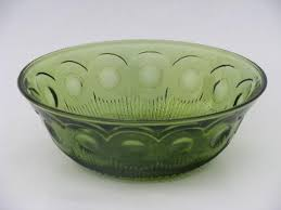 green glass salad bowl. Interesting Green To Green Glass Salad Bowl O
