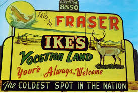 Thinking Inside the Icebox: Fraser, Colorado: Keebirds, Glorious Keebirds