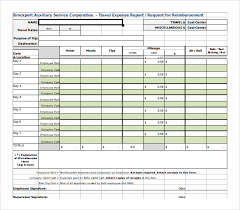 Expense Report Template Excel Free Expense Report In Excel Major Magdalene Project Org