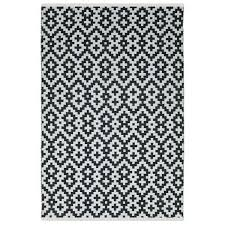 white outdoor rug solid indoor outdoor area rug blue and white