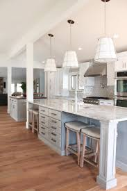 Two Level Kitchen Island Best 25 Double Island Kitchen Ideas Only On Pinterest Kitchens