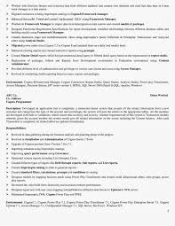 Cognos Sample Resume Free Resume Example And Writing Download
