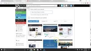 build a free website online build a free website get online easily in minutes free hosting youtube