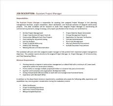 To Executive Job Descriptions Content Manager Description Template ...