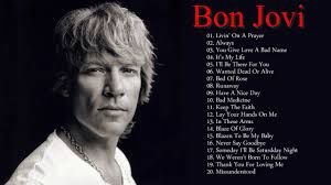 Did you scroll all this way to get facts about 90s bon jovi? Bon Jovi Top 25 Best Songs Of Jon Bon Jovi Bon Jovi Greatest Hits Live Youtube