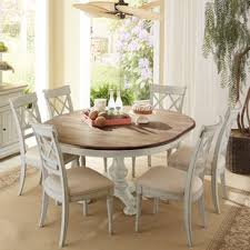 round dining room table and chairs. Brilliant Room Allgood 7 Piece Dining Set To Round Room Table And Chairs