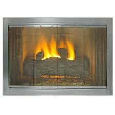 gas fireplace with glass rocks place s ventless gas fireplace glass rocks