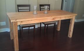 Build Dining Room Table Unique Design Inspiration