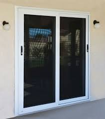 glass sliding patio doors have long been some of the most vulnerable points of entry for pests and intrudes of the two legged type but what can be done