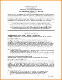 Hr Director Resume Sample Entry Level Human Resources General Sevte