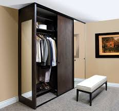 create a closet program that makes a closet from unused space with gables and large sliding doors we can make storage in an instant to help make your
