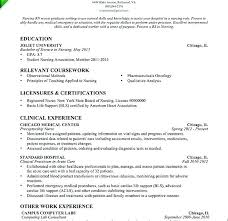 Simple Resume Sample Without Experience