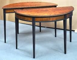 round console table. Half Round Console Table Picture
