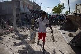 UPDATED: Earthquake-battered Haitian ...