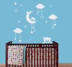 vinyl wall decal sticker for kids nursery bedroom teddy