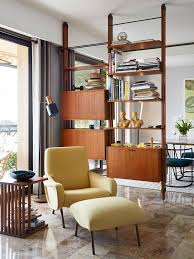 The Timeless Luxury of Grace Apartment in Monaco by Humbert & Poyet. Room  DividersRoom Divider BookcaseShelf ...