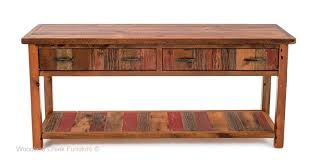 vintage sofa table. Old Wood Sofa Table Vintage