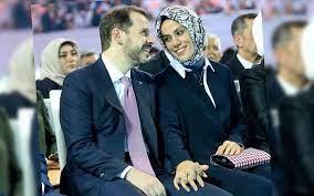Berat Albayrak nereli eşi Esra Erdoğan kimdir?