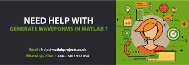 generate waveforms matlab projects help matlab programming generate waveforms in matlab banner1 matlab programming matlab tutorials online matlab training