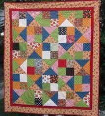 19 best blokjes quilt images on Pinterest | Quilting, Blue quilts ... & Quilting: Altered Squares Quilt for Barrie // misssknitta via the Star Quilt  Company class on Adamdwight.com