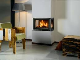 um image for unilux unilux 3 300 double sided fireplace nz 3 sided wood stove 3