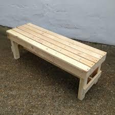 ... pallet bench. '