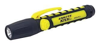 ATEX-PL1 - Unilite International - Torch, <b>Pen</b> Light, <b>Cree LED</b>