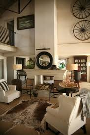 to decorate a room with high ceilings