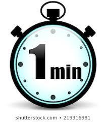 Timer 1 Mins 1 Minutes Images Stock Photos Vectors Shutterstock