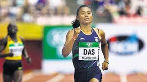 Star sprinter hima das, who is currently looking to qualify for the tokyo olympics, has been appointed as a deputy superintendent of police by the assam government. Hima Das Ruled Out Of World Championships 2019 Due To Back Injury Hindustan Times