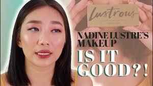 nadine re s makeup line full review raiza contawi