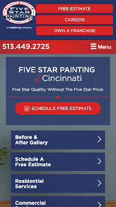 five star painting of cincinnati