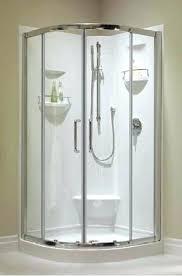 32 inch corner shower x round corner shower with footrest 32 x 36 corner shower kit