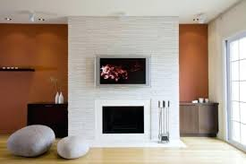 brilliant modern stone fireplace idea wall with tv com gallery of stunning surround mantel picture image design