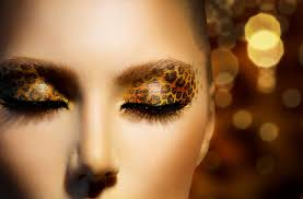 beautiful eye makeup pics leopard eye look