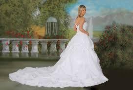 Hochzeitskleid Brautkleid lange Schleppe Spitze