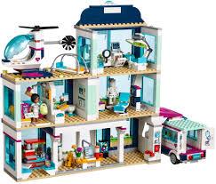 Đồ chơi lắp ráp LEGO Friends 41318 - Bệnh Viện Heartlake (LEGO Friends  Heartlake Hospital) giá rẻ tại cửa hàng LegoHouse.vn LEGO Việt Nam