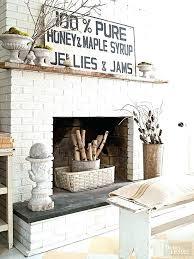 white fireplace ideas interior amazing decoration