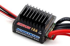 <b>Бесколлекторный регулятор</b> хода <b>hobbywing ezrun</b> 18a sl для ...