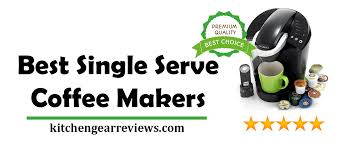 These convenient coffee makers can be found everywhere from offices to dorm rooms, and the collection is extensive enough to suit a variety of needs. The Best Single Serve Coffee Makers Of 2021 Reviewed Kitchen Gear Reviews
