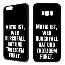 Premium Handyhülle Sprüche Aus Silikon Spruch Lustig Zitate Witzig