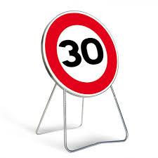 Resultado de imagen de 30 km/h