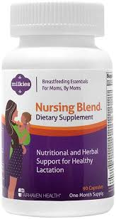 <b>Milkies Nursing Blend</b> to Increase <b>Breast Milk</b> Quantity and Quality ...